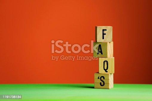 istock Faq's 1191738134