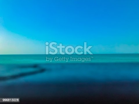 istock Far blue sea 996813028