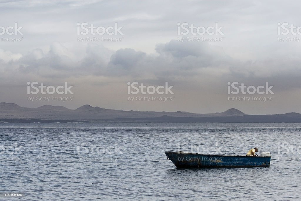 Far From Home royalty-free stock photo
