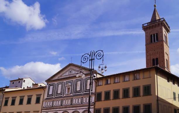 Farinata degli Uberti square, Empoli Farinata degli Uberti square, Empoli, Tuscany, Italy farinata stock pictures, royalty-free photos & images