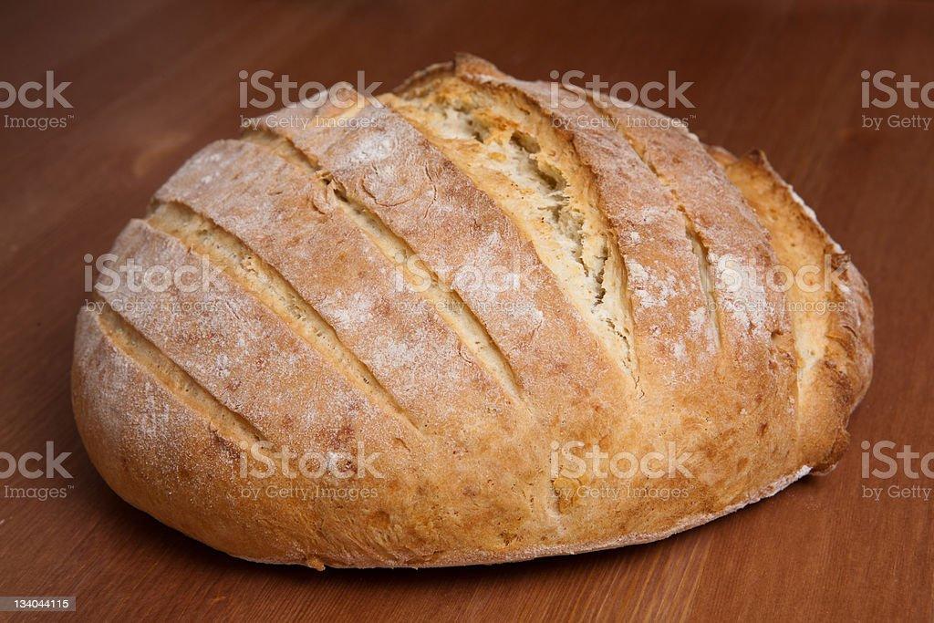 Farl Bread stock photo