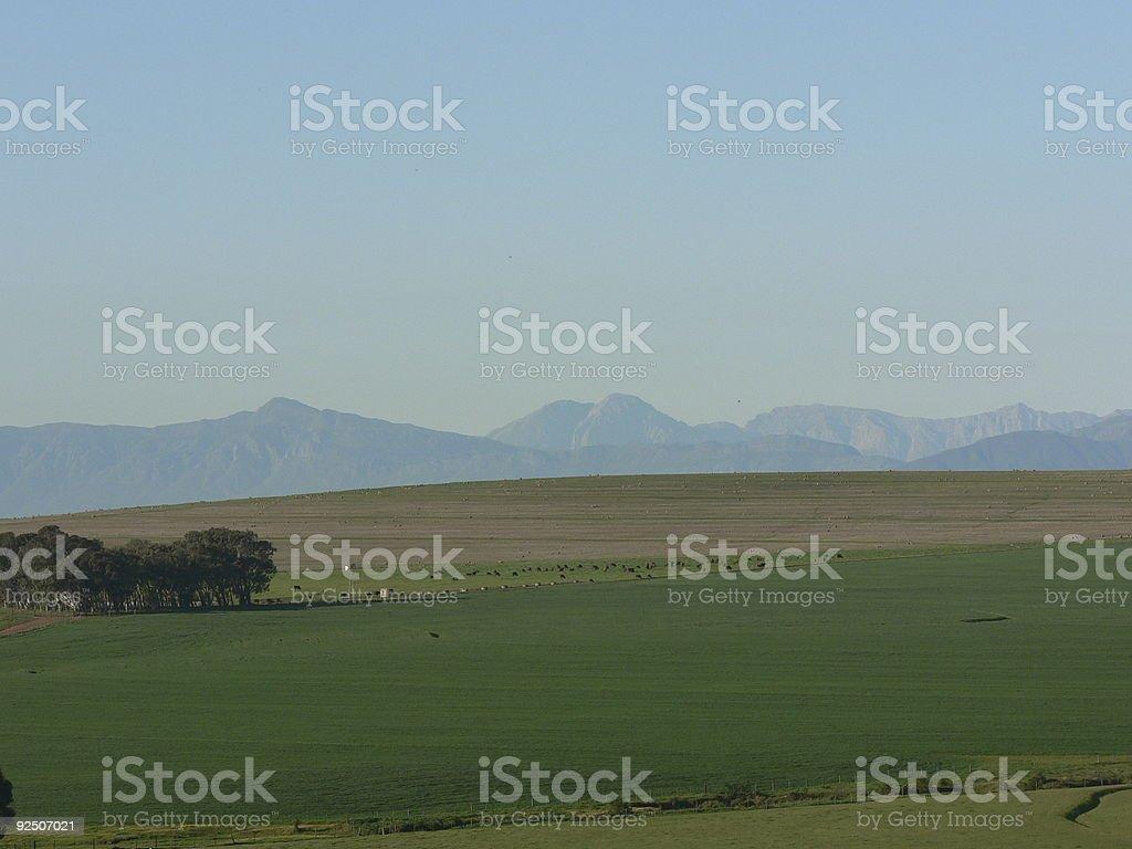 Farm 2 royalty-free stock photo