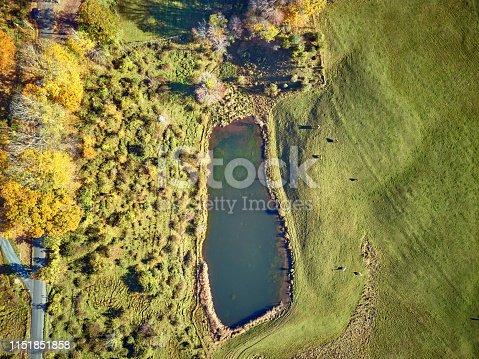 488912426istockphoto Farm at autumn in Woodstock, Vermont, USA 1151851858