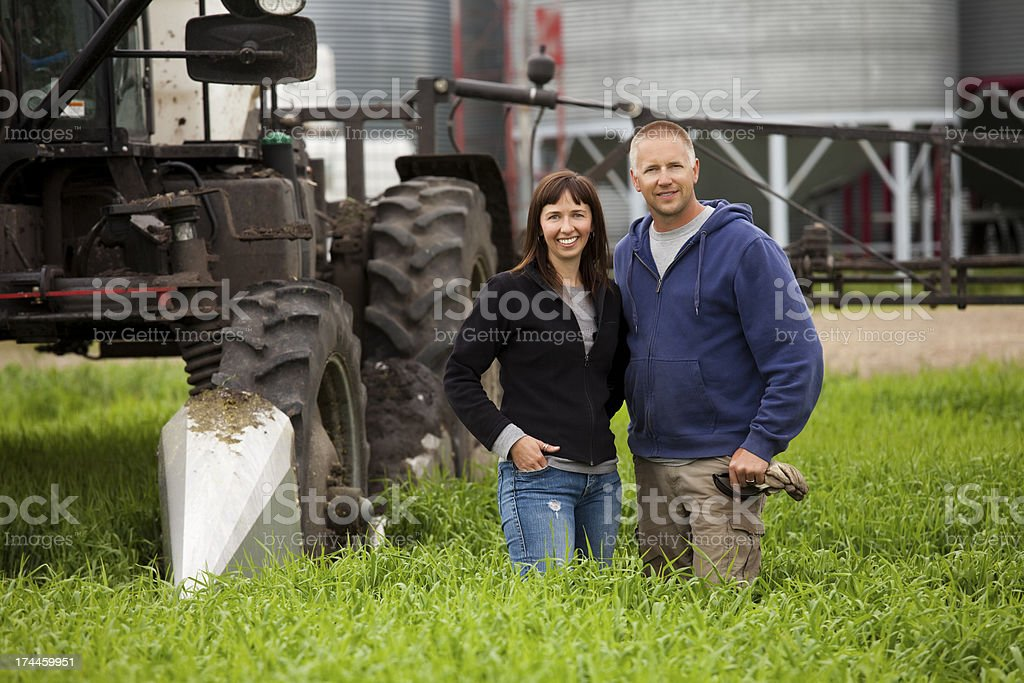 Farm Paar – Foto