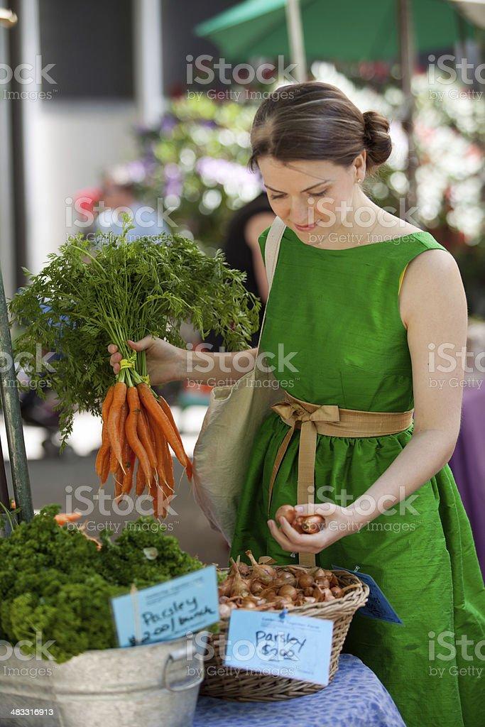 Farm Fresh Produce royalty-free stock photo