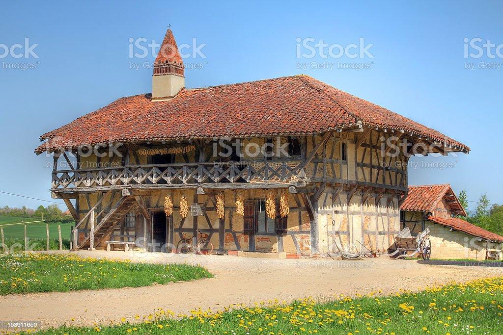 Farm House près de Bourg-en-Bresse, France - Photo