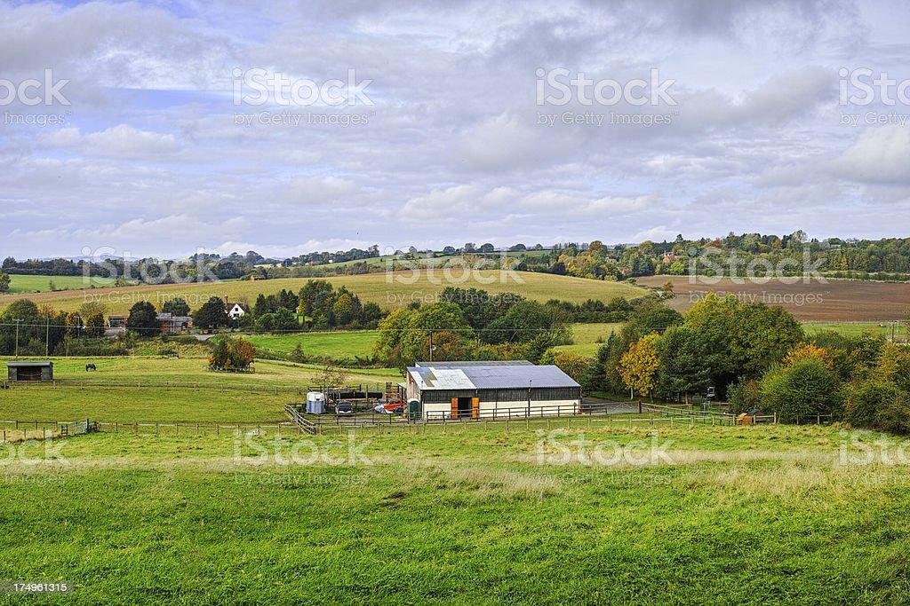 farm royalty-free stock photo