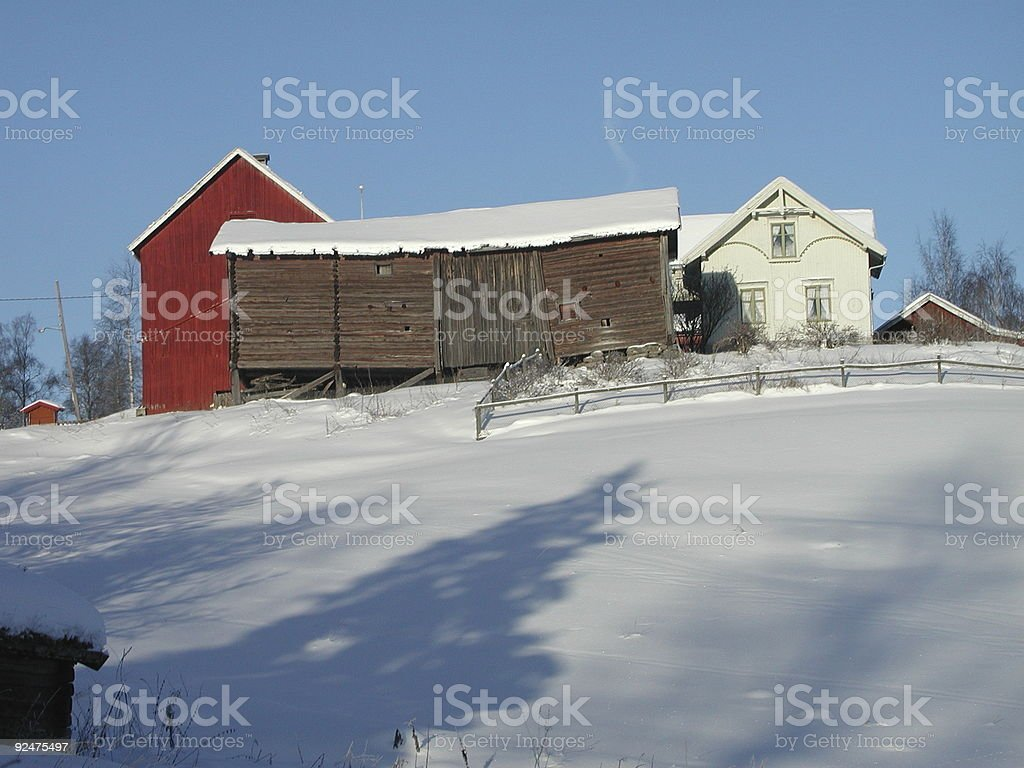 farm royalty-free stock photo