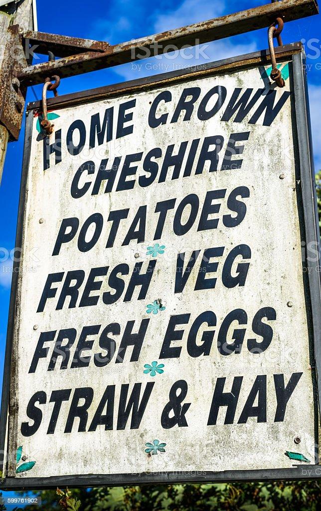 Farm Produce stock photo