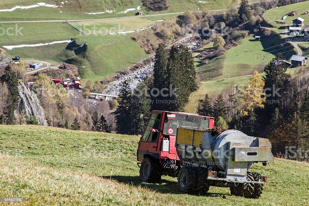 farm work stock photo