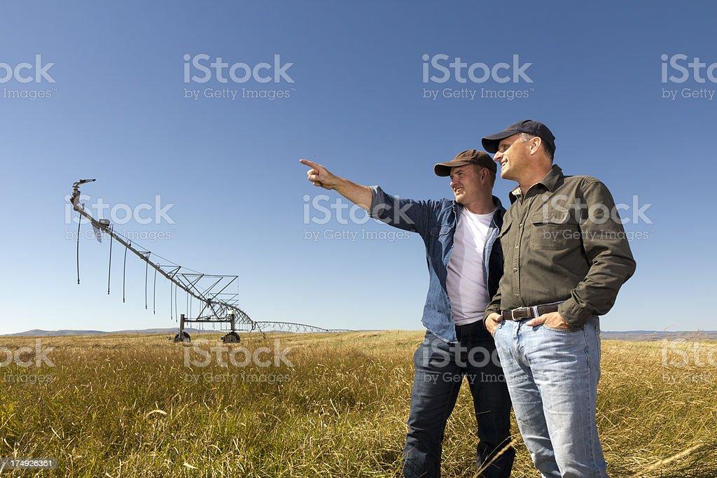 Farmer Richtung – Foto