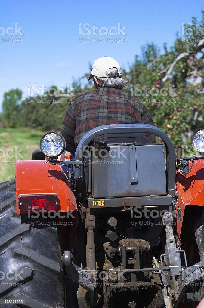 Farmer royalty-free stock photo