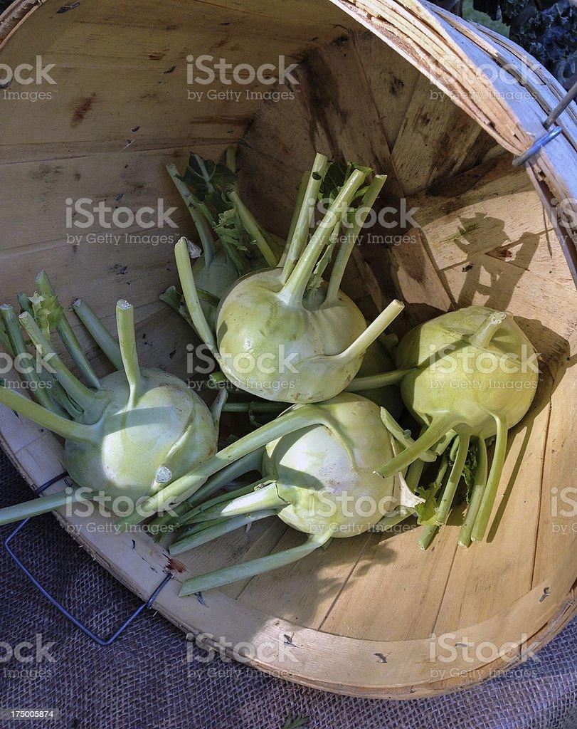 Farmers market produce royalty-free stock photo