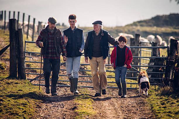 Farming runs in the Family – Foto