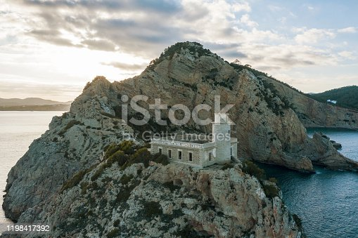 Faro de Punta Grossa. Ibiza