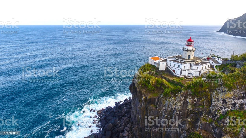 Farol do Arnel - Lighthouse Azores – Foto