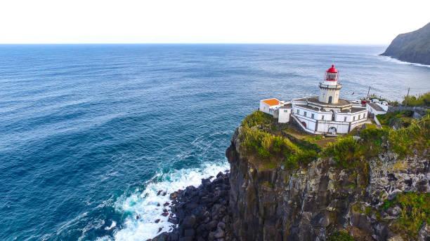 Farol do Arnel - Lighthouse Azores – Foto