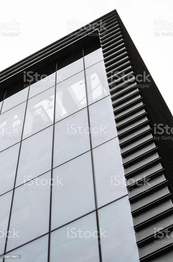Fasade profile stock photo