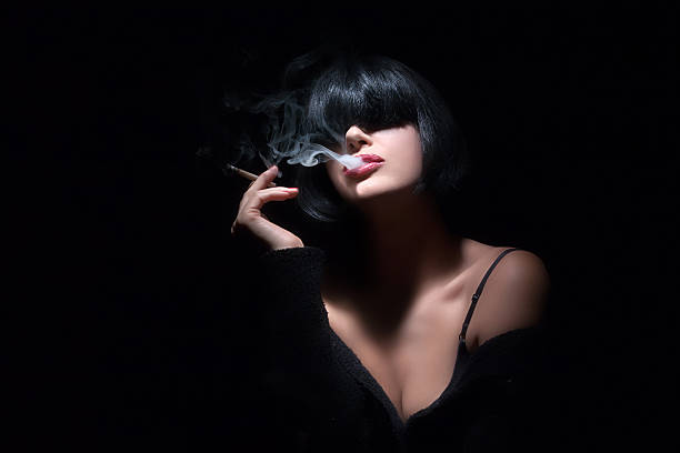 Sexy Women Smoking Cigarettes Pictures, Images And Stock Photos - Istock-2939