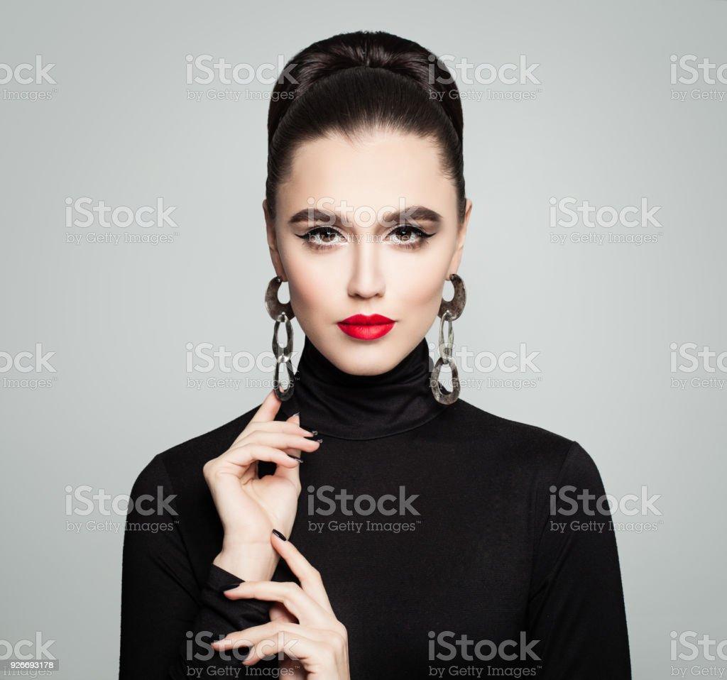 Belle coiffure femme cheveux court