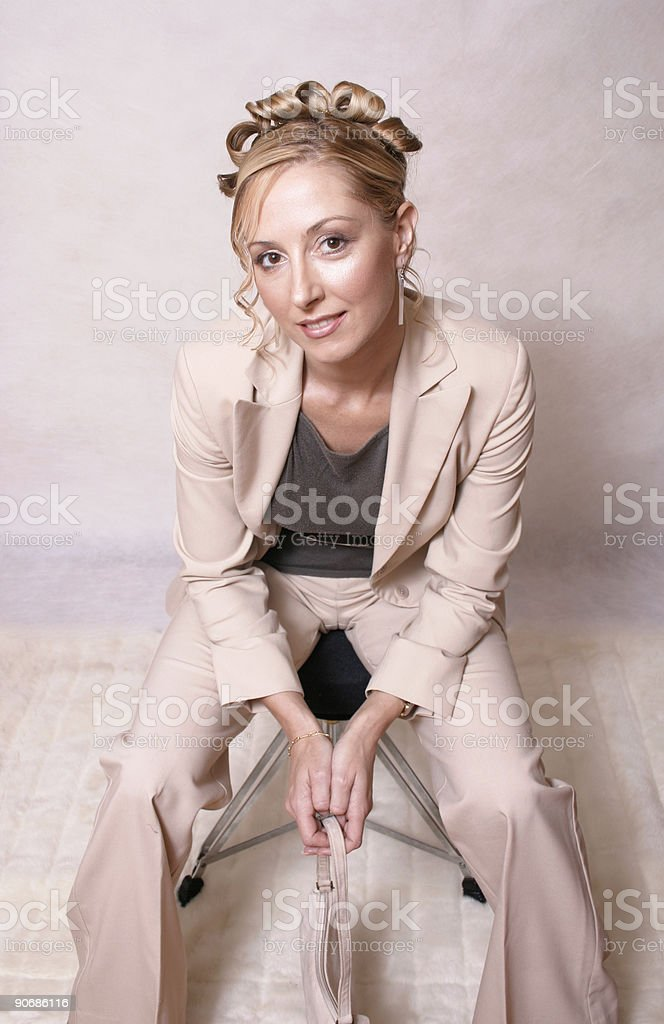 Fashion business royalty-free stock photo