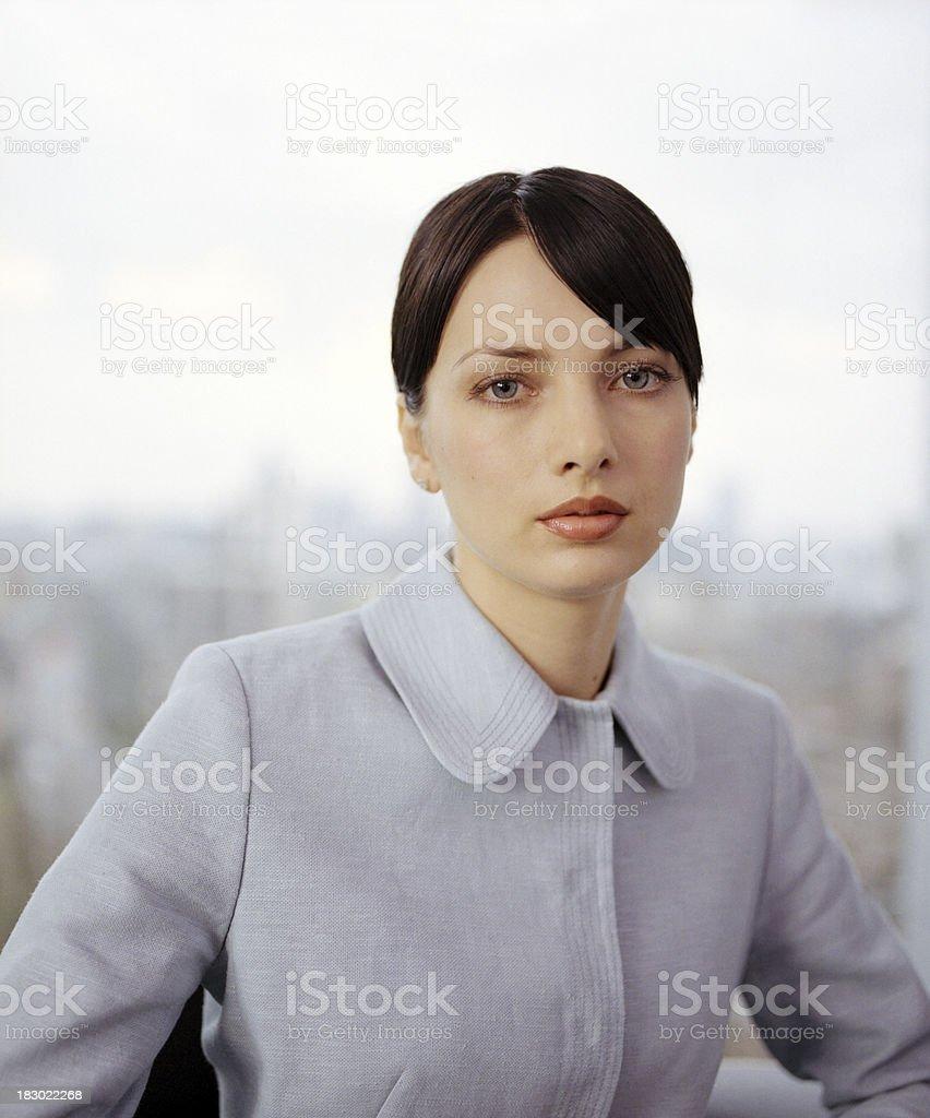 Fashion Businesswoman royalty-free stock photo