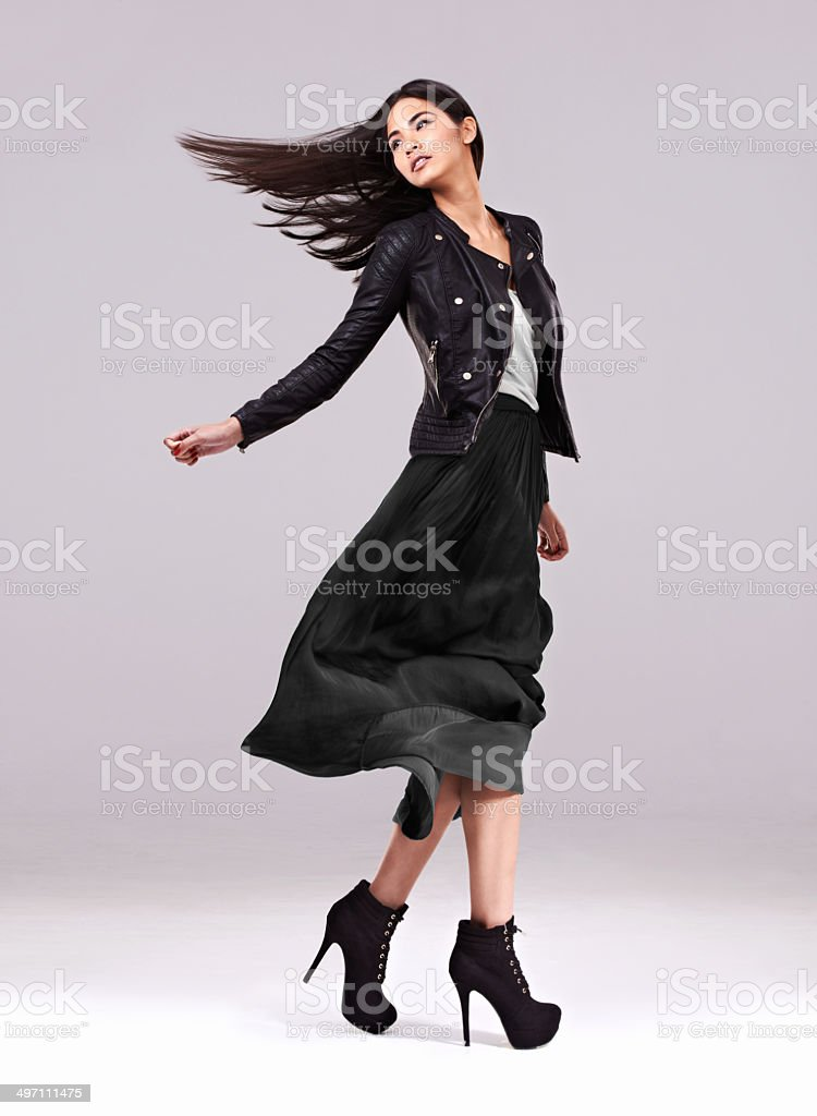 Fashion changes but style endures stock photo