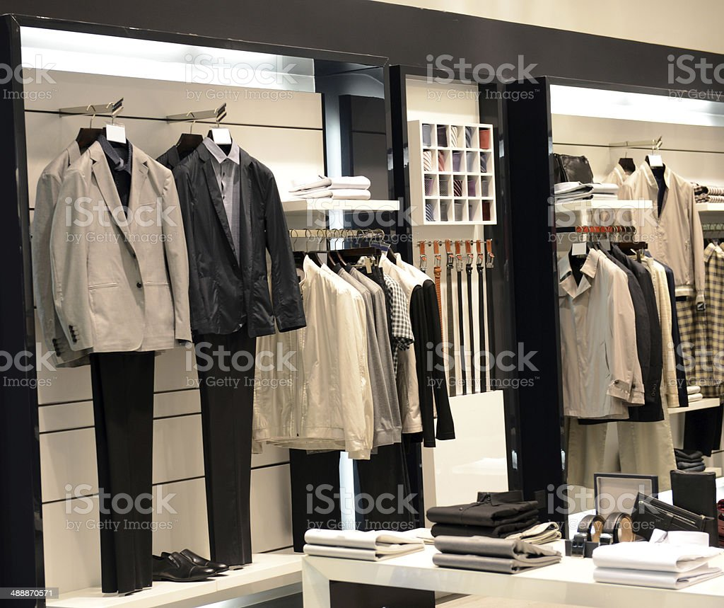fashion clothing stock photo