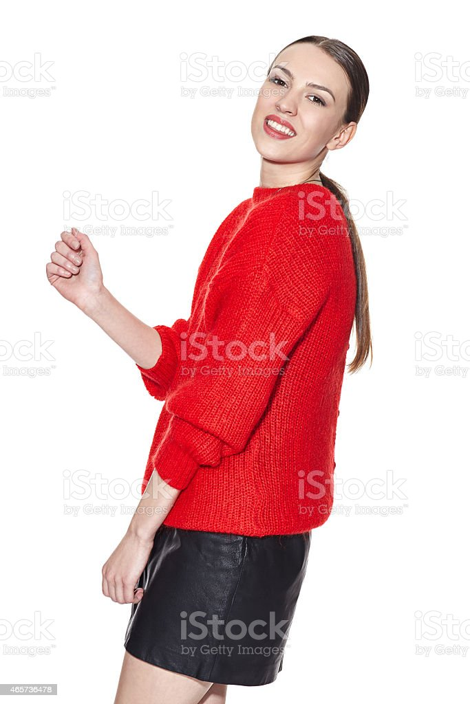 Fashion collection stock photo