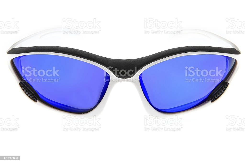 fashion colorful sport sunglasses royalty-free stock photo