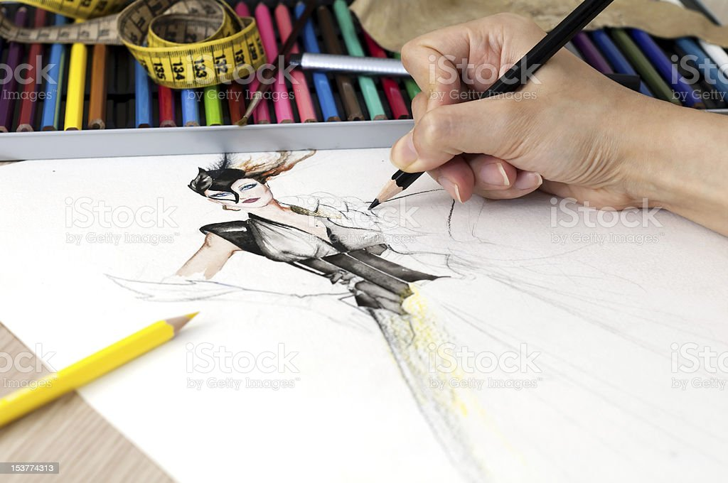 Fashion Design stock photo
