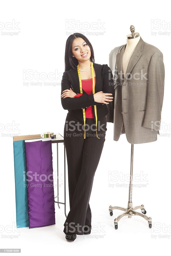 Fashion Designer And Tailor Stock Photo Download Image Now Istock