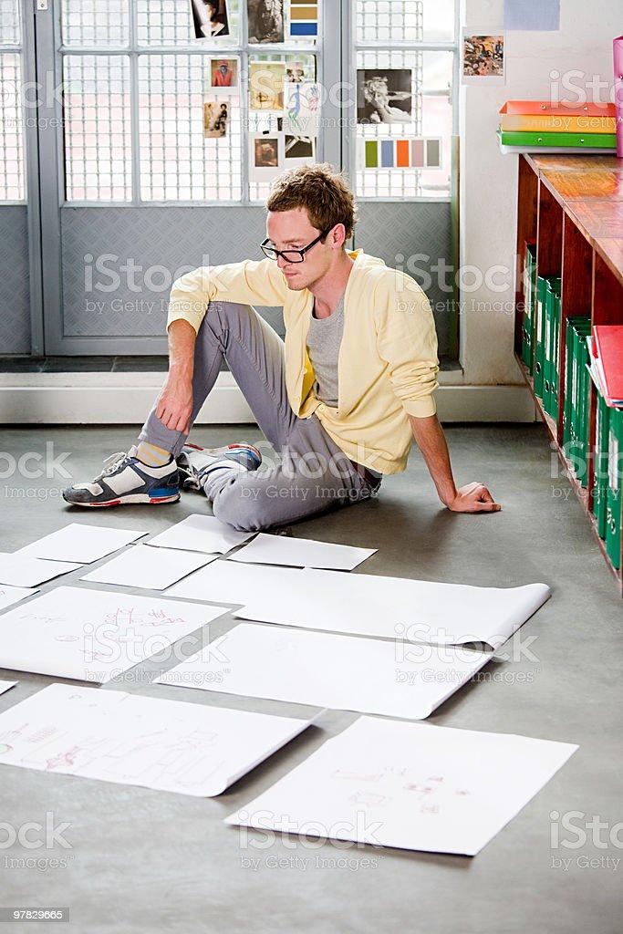 Styliste de travail - Photo