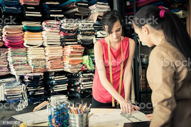 Fashion Designer Stock Photo - Download Image Now