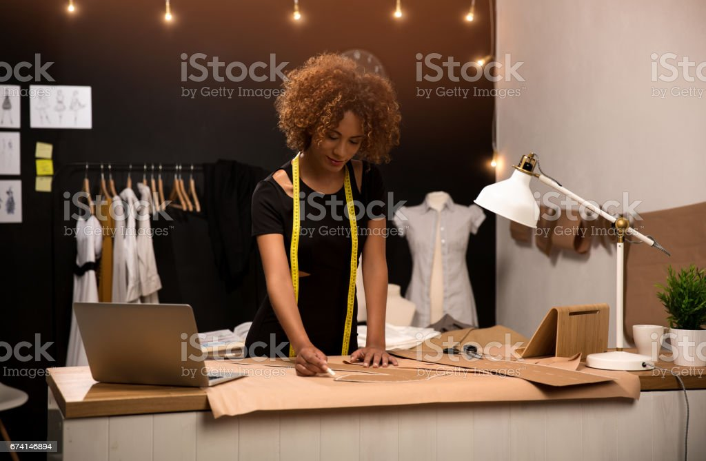 Fashion designer – Foto