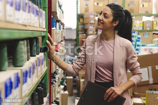 1083251186istockphoto Fashion disagner in a factory 1169140297