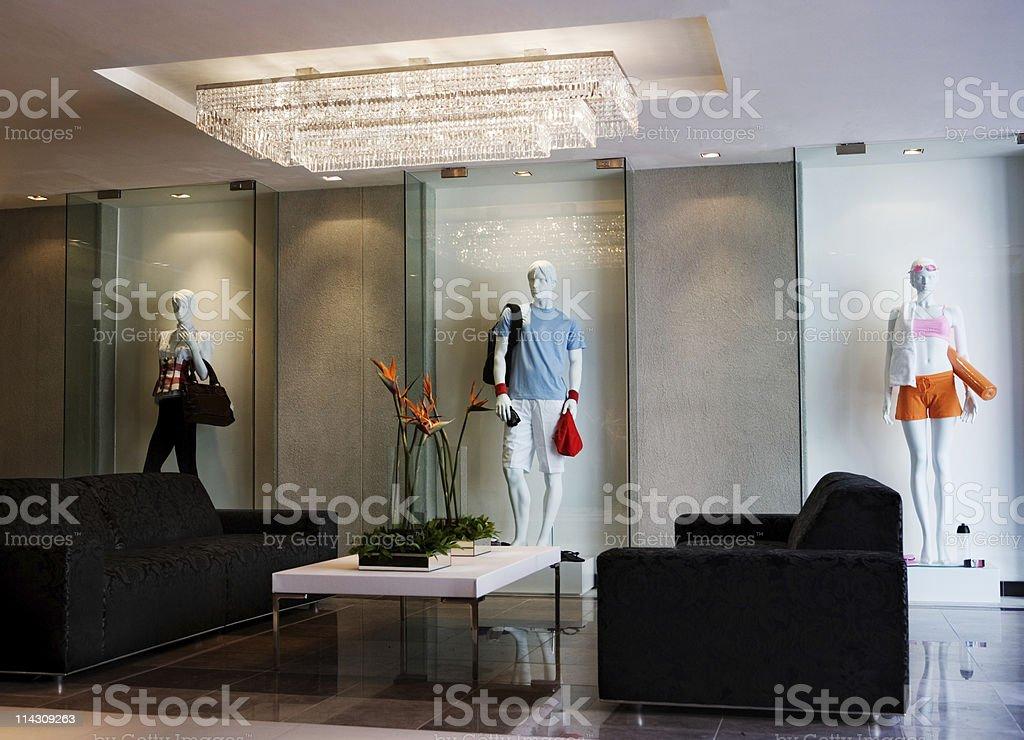 Fashion display royalty-free stock photo