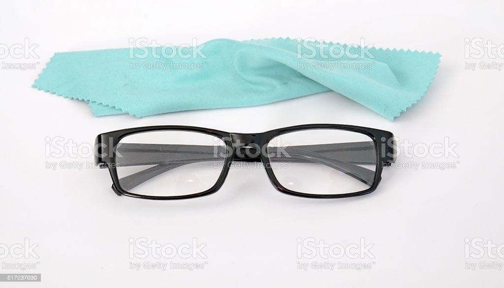 Mode Brillen auf einem weißen backfround – Foto