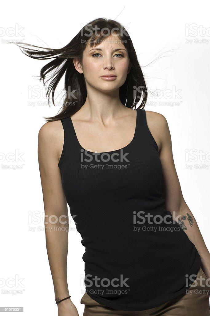 Fashion Image stock photo