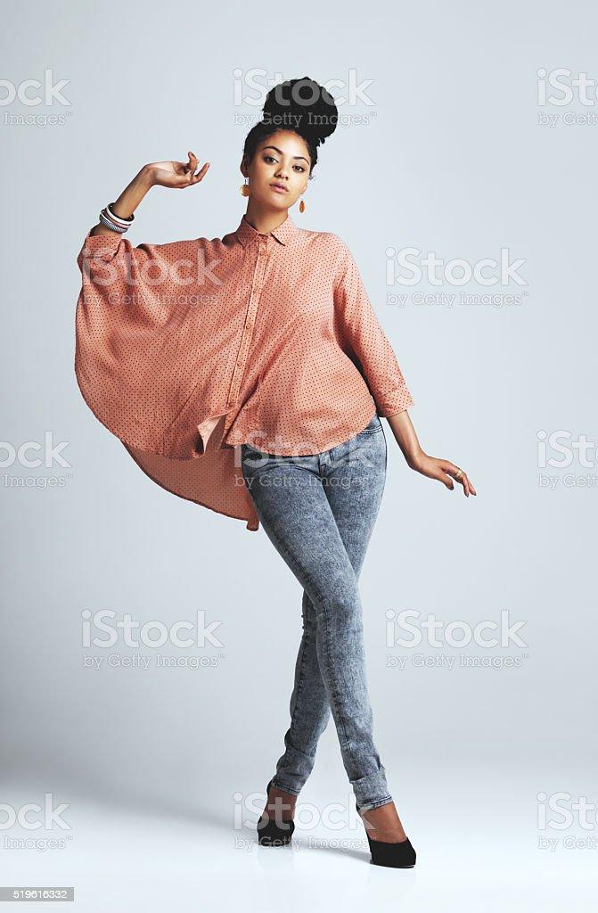 Мода — простой аксессуар для кого-то с отличными стилем стоковое фото