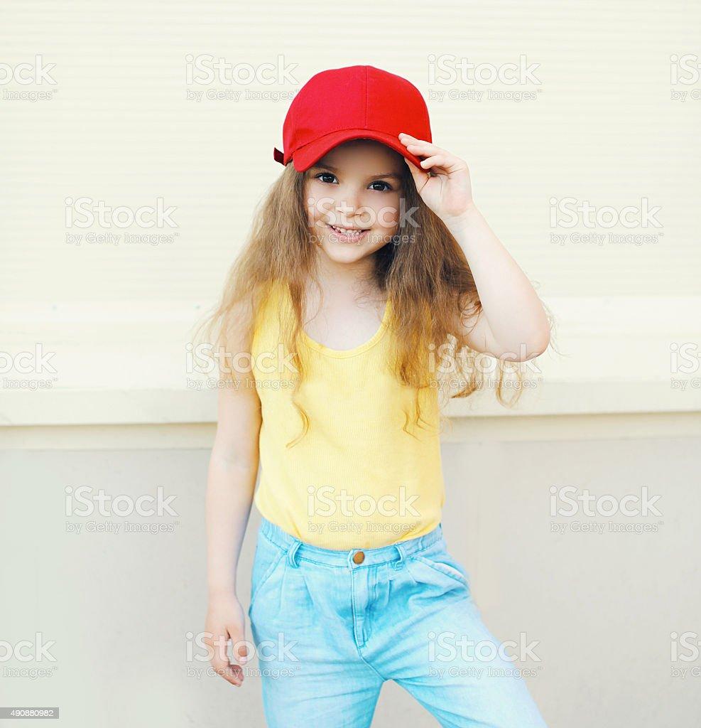 Modekinderkonzeptschöne Stilvolle Kleine Niedliche Mädchen Kind Stockfoto Und Mehr Bilder Von 2015 Istock
