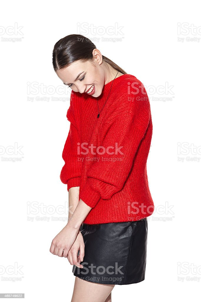 Fashion lookbook stock photo
