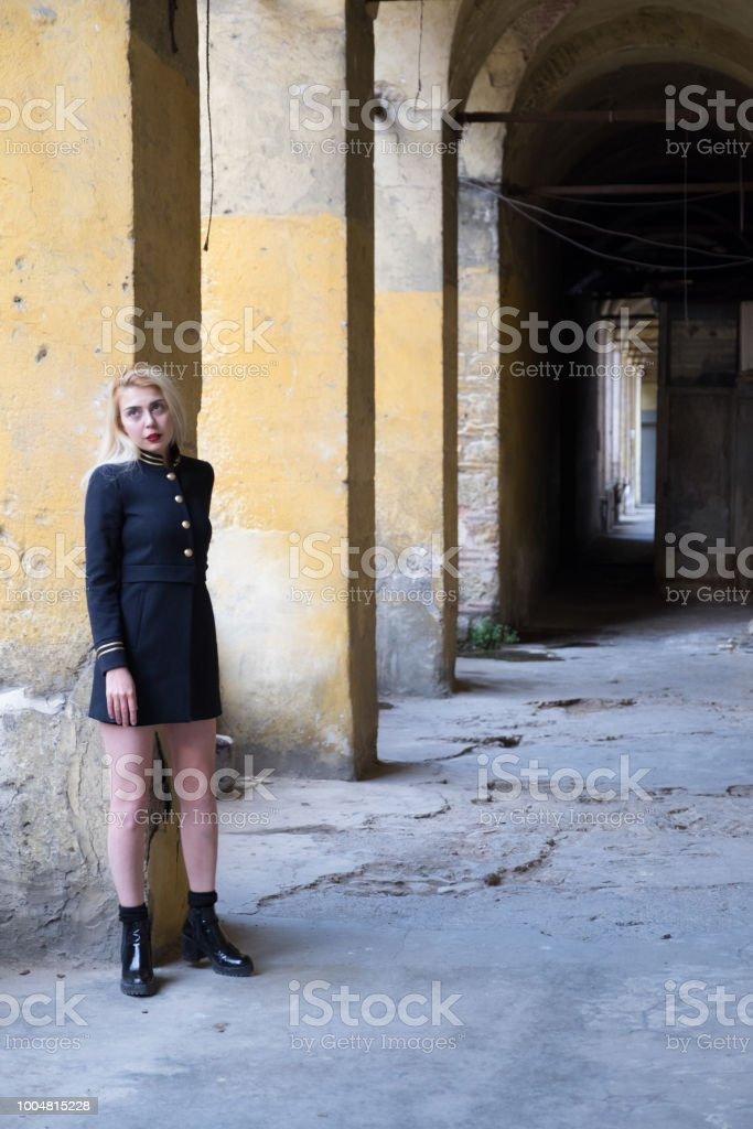 Moda modeli stok fotoğrafı