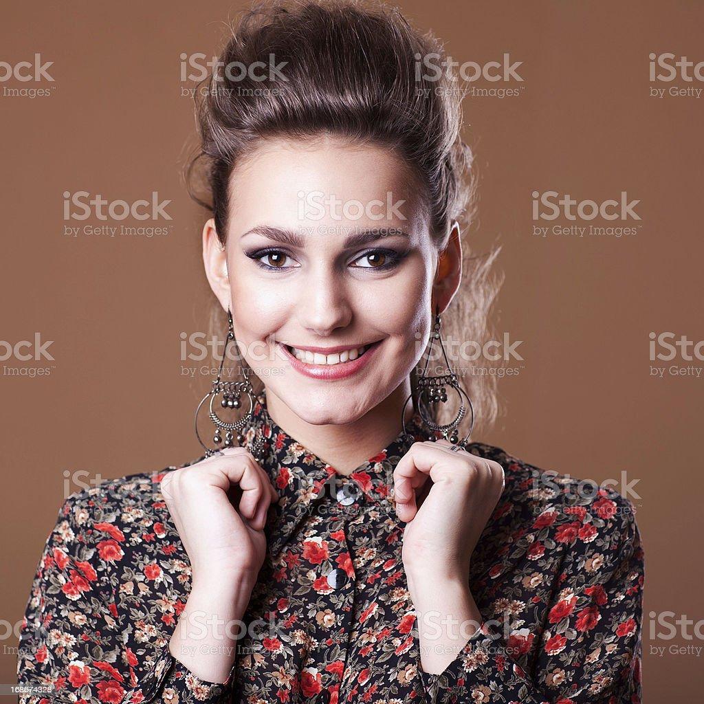fashion model – Foto