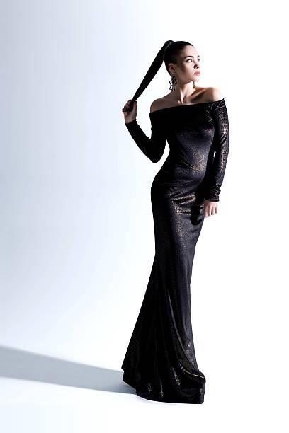 Mode Foto des jungen herrliche Frau. – Foto