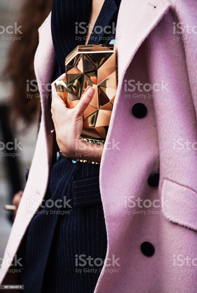 De moda - foto de stock