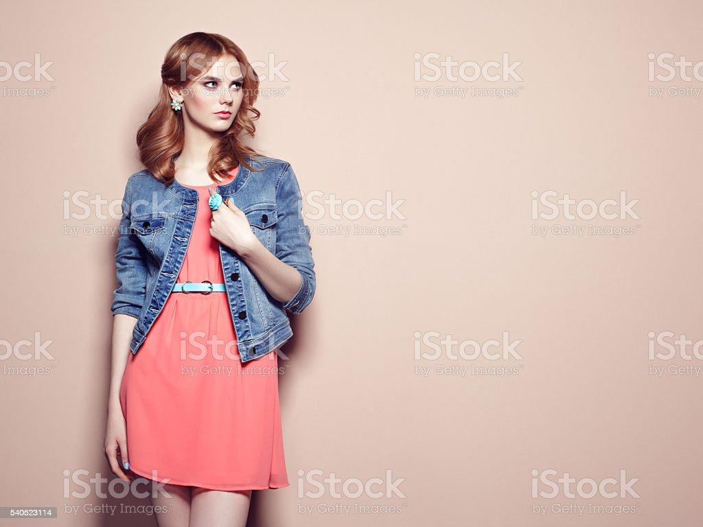 Vestido vaquero mujer h&m