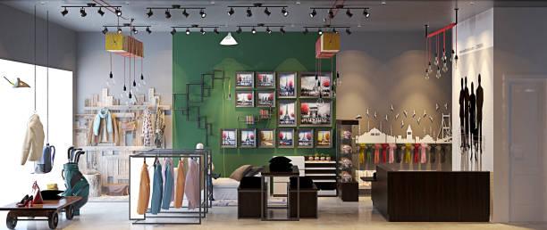 Fashion Shop Fashion Shop boutique stock pictures, royalty-free photos & images