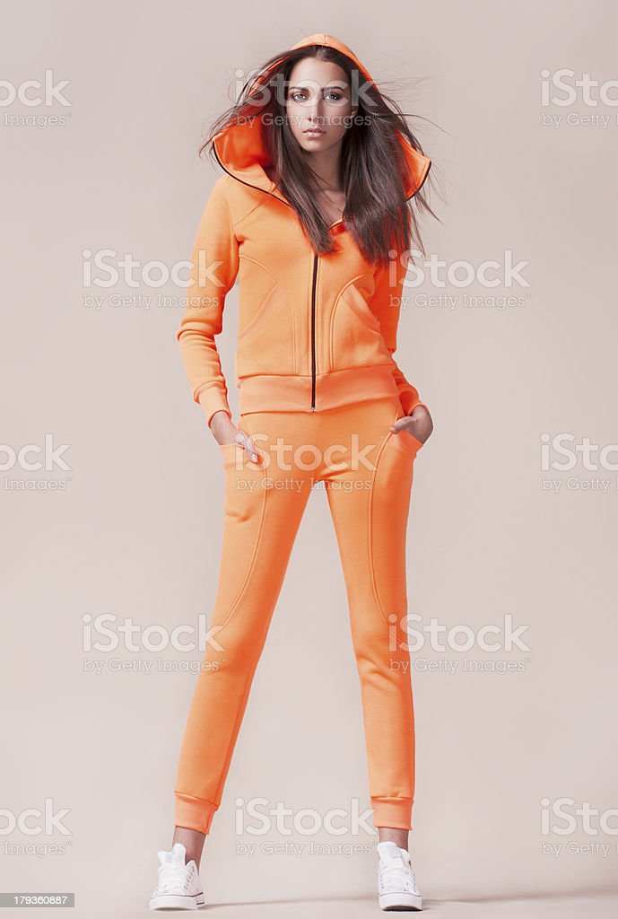Fashion sport stock photo