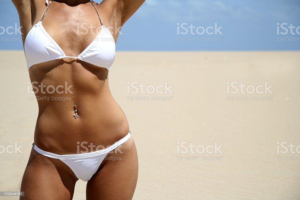 Fashion Summer royalty-free stock photo